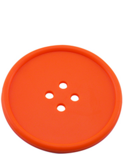 The Bars Onderzetter Button Orange