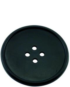The Bars Onderzetter Black Button