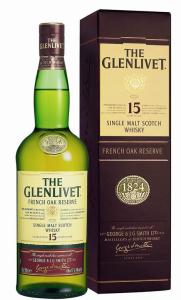 The Glenlivet 15 Year French Oak