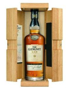 The Glenlivet 25 Year XXV
