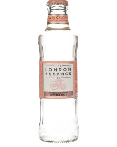 The London Essence White Peach & Jasmine Crafted Soda