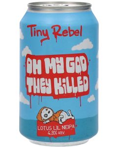 Tiny Rebel Oh My God They Killed Lotus Lil Neipa