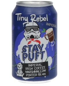 Tiny Rebel Stay Puft Imperial Irish Coffee