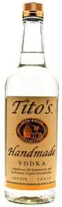 Tito's Texas Handmade Vodka