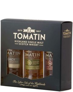Tomatin The Tast Of The Higlands
