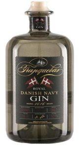 Tranquebar Royal Danish Navy Gin