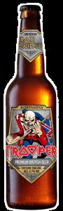 Trooper Iron Maiden Beer