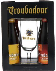 Troubadour Giftpack