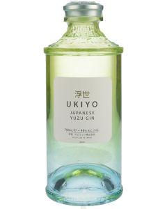 Ukiyo Japanese Yuzu Gin