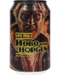 Van Moll Hobo With A Hopgun Westcoast IPA