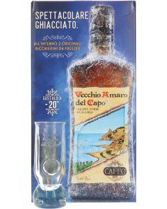Vecchio Amaro del Capo Caffo Giftpack