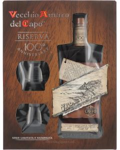 Vecchio Amaro Del Capo Riserva Giftpack