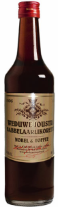 Weduwe Joustra Babbelaar likorette