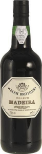 Welsh Brothers Madeira Medium Dry