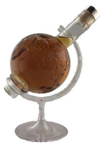 Wereldbol / Globe Caribbean Rum