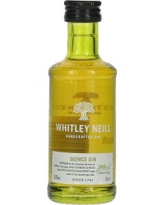 Whitley Neill Quince Gin Mini