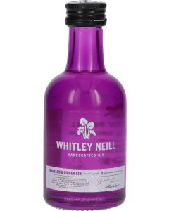 Whitley Neill Rhubarb & Ginger Gin Mini