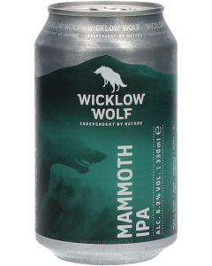 Wicklow Wolf Mammoth IPA OP = OP ( THT 18-11-21 )