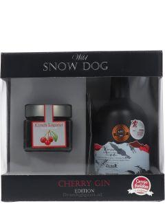 Wild Snow Dog Cherry Gin + Kirsch Liqueur