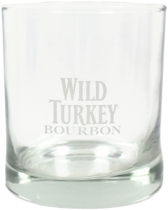 Wild Turkey Bourbon Glas