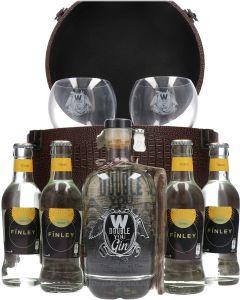Wilderen Double You Gin Hoedenkoffer Cadeauset