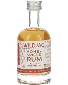 Wildjac Honey Spiced Rum Mini