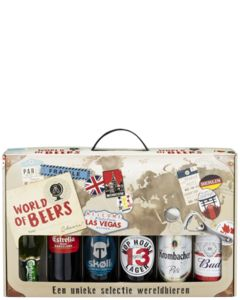 World of Beers Cadeau