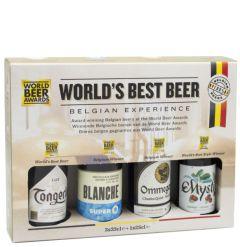 World's Best Beer Giftpack