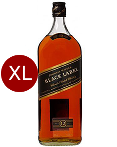 Johnnie Walker Black Label 1,5 ltr Magnum