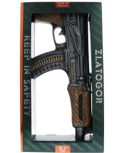 Zlatogor Machine Gun Legendary Vodka