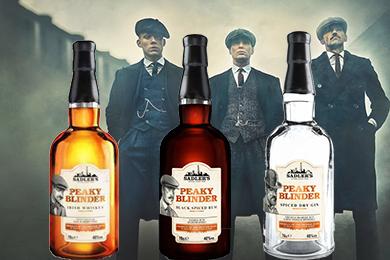 Peaky Blinders Whiskey Gin En Rum Het Ultieme Cadeau Voor